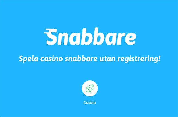 Casino utan konto Snabbare casino