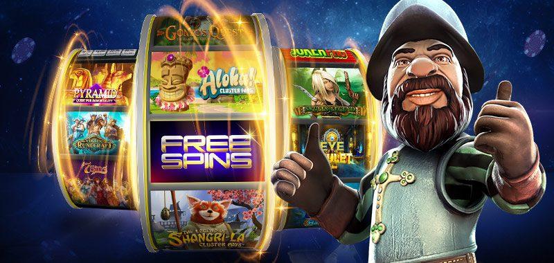 Svenska Free Spins Casino